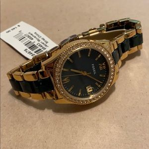 NWT Authentic Fossil Watch